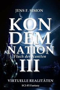 Cover KONDEMNATION III Virtuelle Realitäten