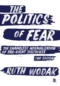 Cover The Politics of Fear