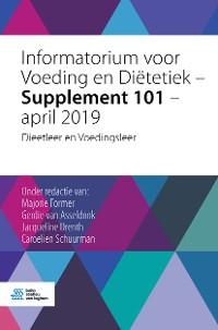 Cover Informatorium voor Voeding en Diëtetiek – Supplement 101 – april 2019