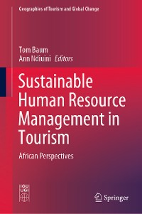 Cover Sustainable Human Resource Management in Tourism