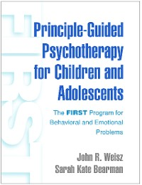 Cover Principle-Guided Psychotherapy for Children and Adolescents