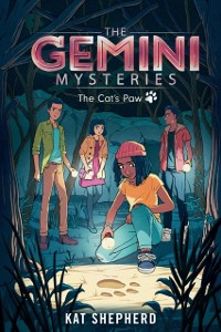 Cover Gemini Mysteries: The Cat's Paw (The Gemini Mysteries Book 2)