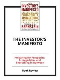 Cover The Investor's Manifesto