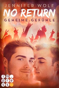 Cover No Return 1: Geheime Gefühle
