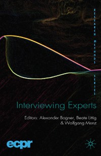 Cover Interviewing Experts