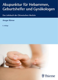 Cover Akupunktur für Hebammen, Geburtshelfer und Gynäkologen