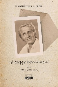 Cover Giuseppe Bernardoni