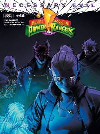 Cover Mighty Morphin Power Rangers, Issue 46