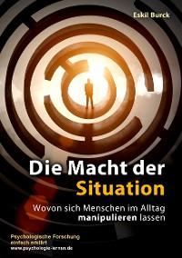 Cover Die Macht der Situation