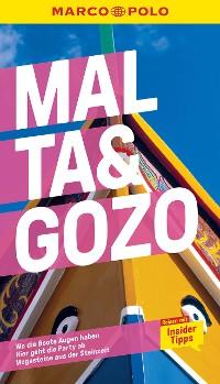 Cover MARCO POLO Reiseführer Malta