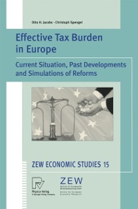 Cover Effective Tax Burden in Europe