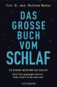 Cover Das große Buch vom Schlaf