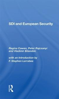 Cover Sdi And European Security