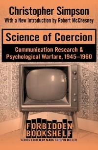 Cover Science of Coercion