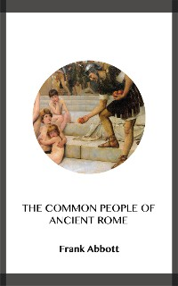 Cover The Common People of Ancient Rome