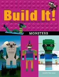 Cover Build It! Monsters