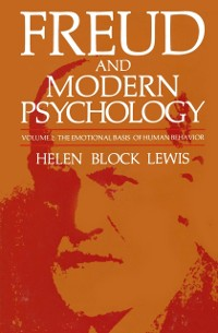 Cover Freud and Modern Psychology