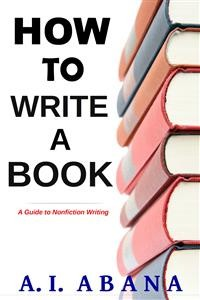 Cover How to Write a Book
