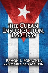 Cover Cuban Insurrection 1952-1959