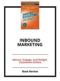 Cover Inbound Marketing