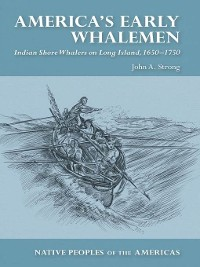 Cover America's Early Whalemen