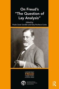 Cover On Freud's &quote;The Question of Lay Analysis&quote;