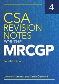 Cover CSA Revision Notes for the MRCGP, fourth edition