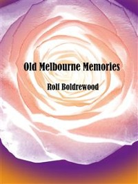 Cover Old Melbourne Memories