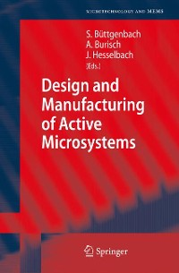 Cover Design and Manufacturing of Active Microsystems