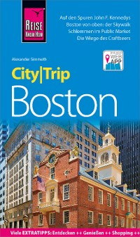 Cover Reise Know-How CityTrip Boston