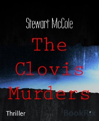 Cover The Clovis Murders