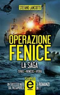 Cover Operazione Fenice. La saga