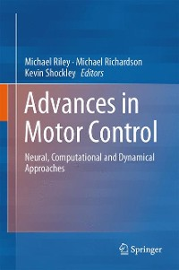 Cover Progress in Motor Control