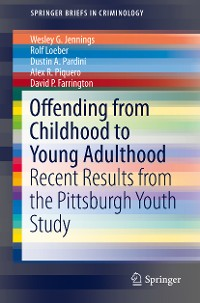 Cover Offending from Childhood to Young Adulthood