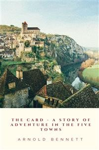 Cover The Card - A Story Of Adventure In The Five Towns
