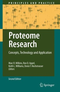 Cover Proteome Research