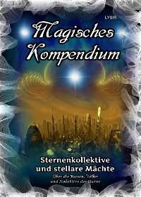 Cover Magisches Kompendium - Sternenkollektive und stellare Mächte