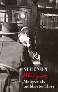 Cover Maigret als möblierter Herr