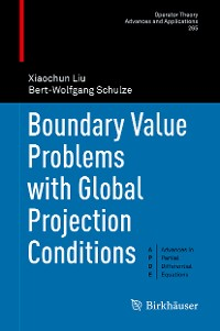 Cover Boundary Value Problems with Global Projection Conditions