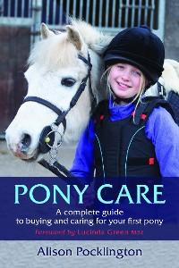Cover Pony Care