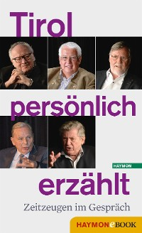 Cover Tirol persönlich erzählt