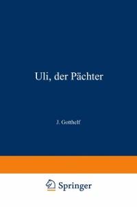 Cover Uli, der Pachter