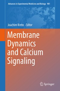 Cover Membrane Dynamics and Calcium Signaling
