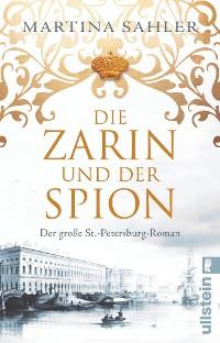 Cover Die Zarin und der Spion