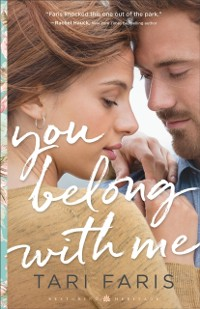 Cover You Belong with Me (Restoring Heritage Book #1)