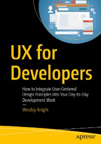 Cover UX for Developers