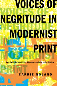 Cover Voices of Negritude in Modernist Print