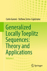 Cover Generalized Locally Toeplitz Sequences: Theory and Applications