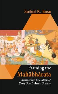 Cover Framing the Mahabharata