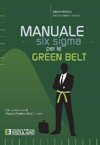 Cover Manuale Six Sigma per le Green Belt
